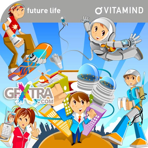 VitaminD - Future Life 50xAI