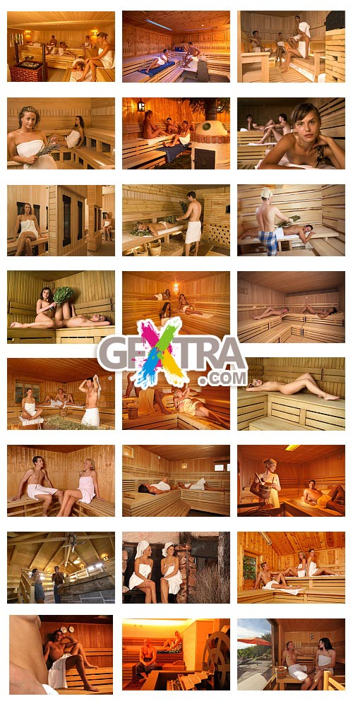 Sauna, Indoor Pool - 120xHQ Images - Snake's Collection