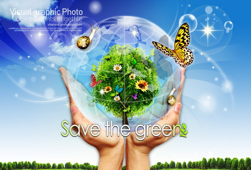 Save The Green, 2xPSD