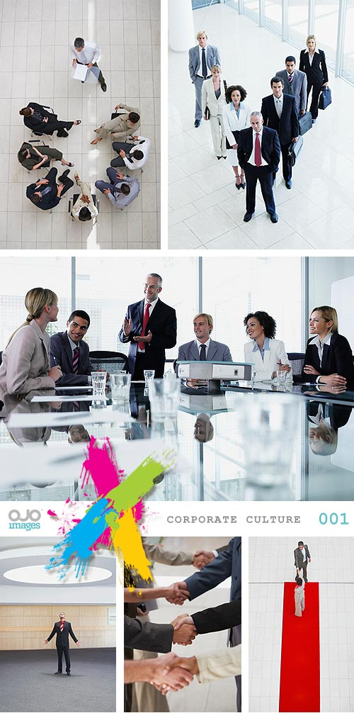 OJO Images OJ001 Corporate Culture