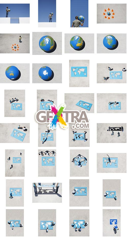 OJO Images OJ017 Go Global