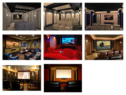 Home Cinema - 80xHQ Images - Snake's Collection