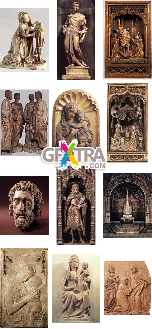 Medieval European Sculptors - 2 [Artists, Works and Periods]