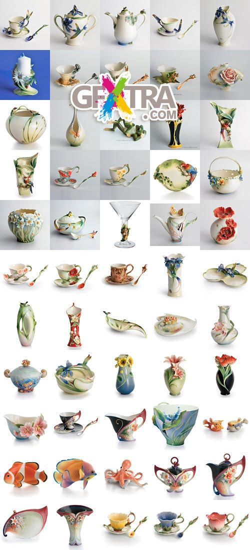 Franz Porcelain Collection