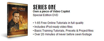 VideoCopilot All Bundle Packs - 13 After Effects Trainings