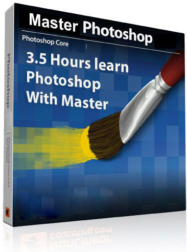 Master Tutorials - 3.5 Hours learn Photoshop With Master