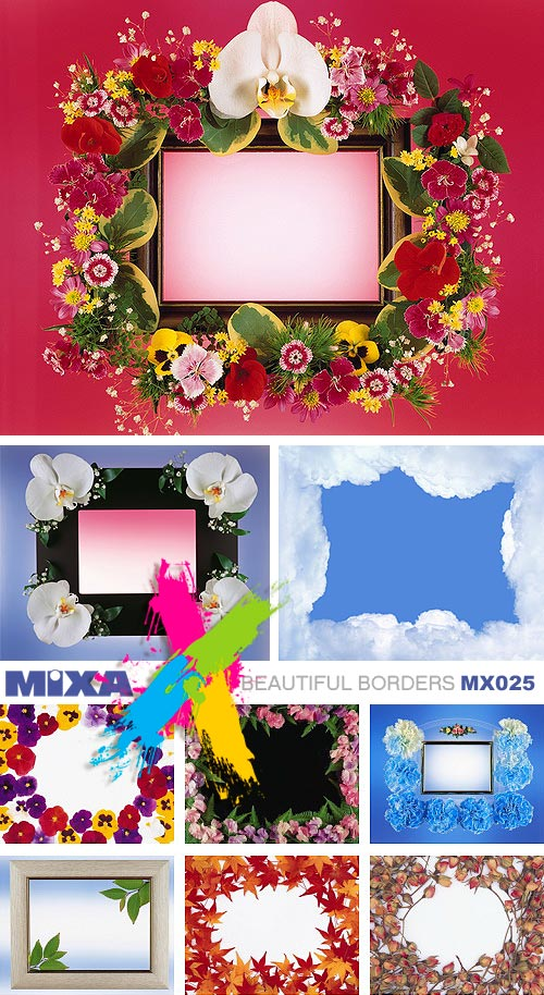 Mixa MX025 Beatiful Borders
