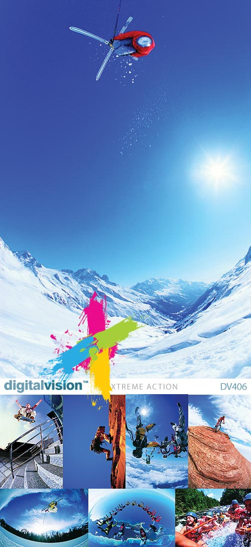 DigitalVision DV406 Xtreme Action