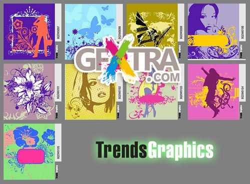 TrendsGraphics - Banana Green Design - Women T-Shirt Collection