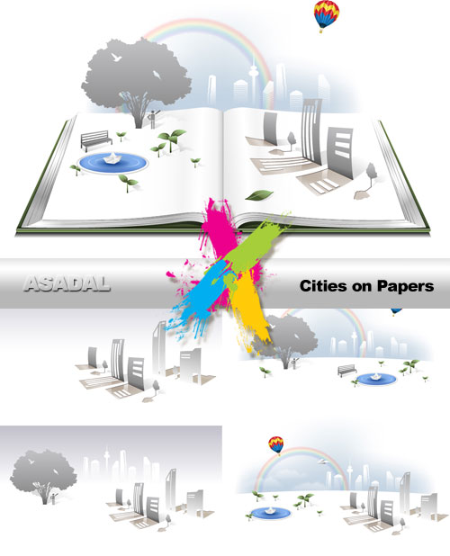Asadal - Cities on Papers AI