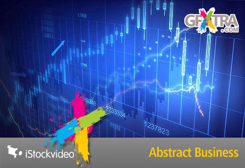 iStockVideo - Abstract Business HD1080