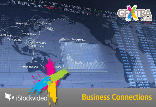 iStockVideo - Business Connections HD1080