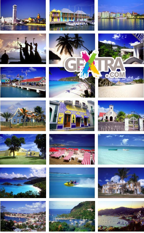 Medio Images WT01 Discover The Caribbean