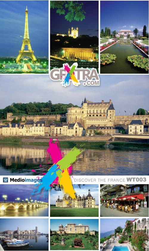Medio Images WT03 Discover France