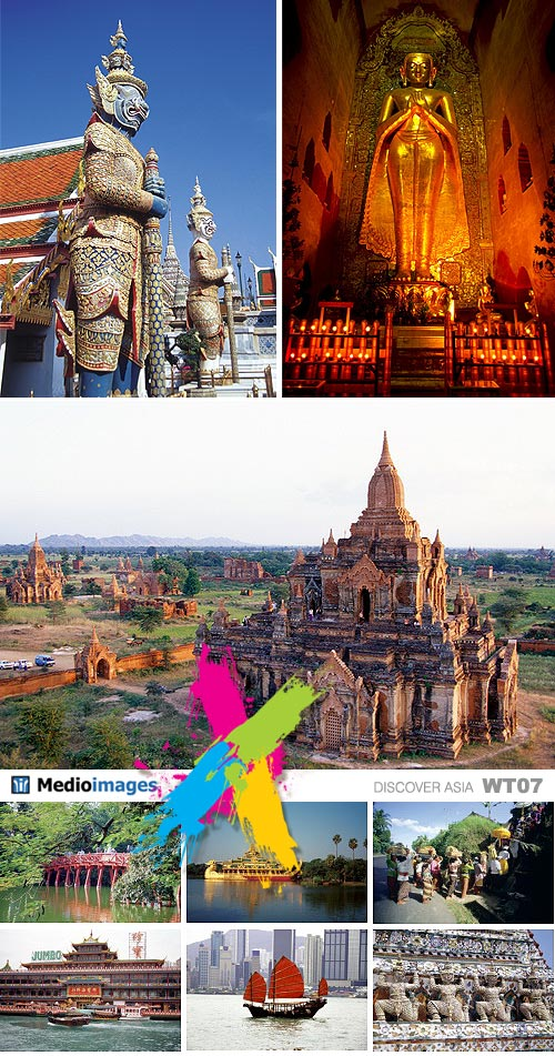 Medio Images WT07 Discover Asia
