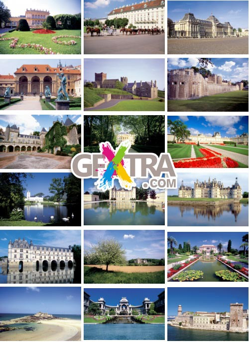 Medio Images WT12 Discover Castles and Palaces of Europe