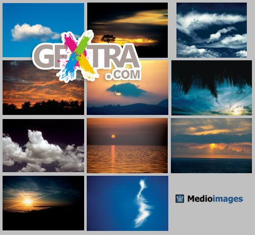 Medio Images WT21 Discover Sunsets and Clouds