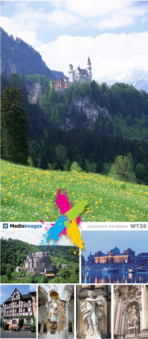 Medio Images WT26 Discover Germany