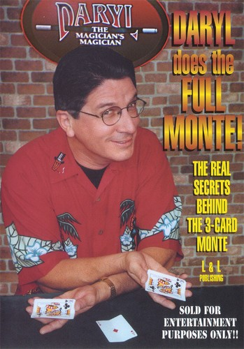Daryl Does the Full Monte (DVD)