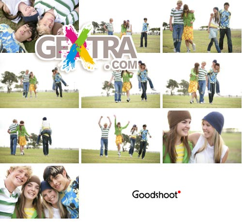 GoodShoot GS255 Teens in Love