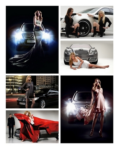 cars and girls photos. Wallpapers - Cars and Girls #
