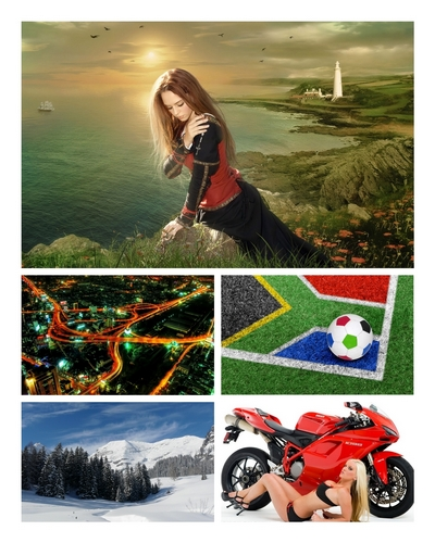 Beautiful Mixed Wallpapers Pack31
