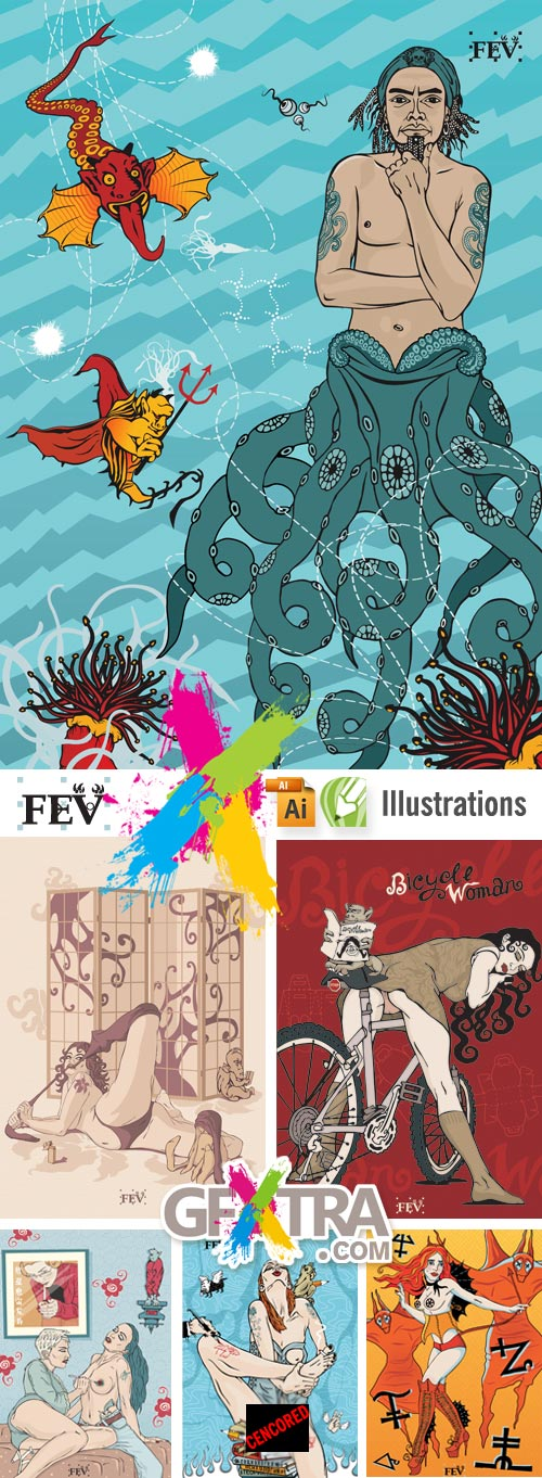 FEV Illustrations 6 AI & CDR