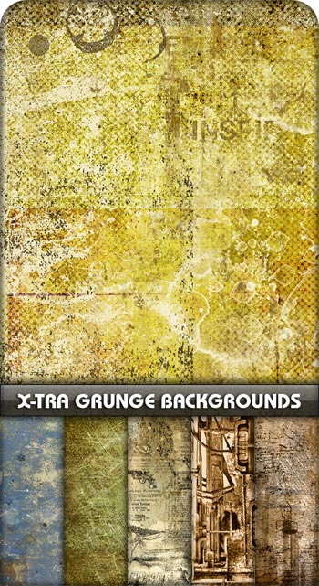 X-tra Grunge Backgrounds