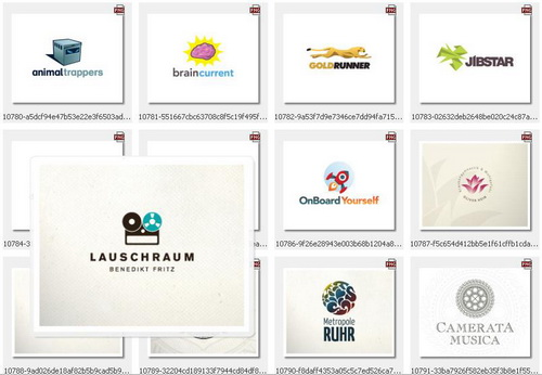 Logo Inspiration Pack No. 9