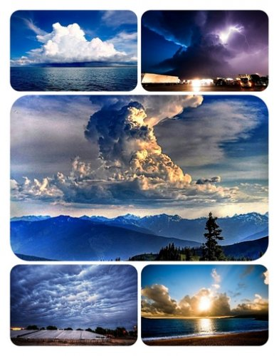 Photo Gallery - Amazing clouds