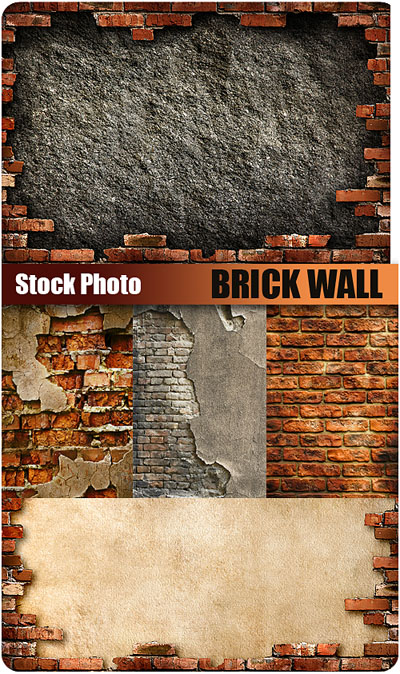 Stock Photo - Brick Wall