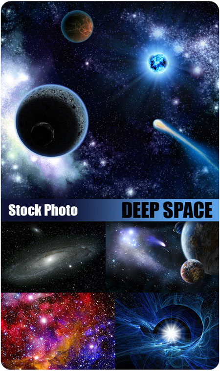 Stock Photo - Deep Space