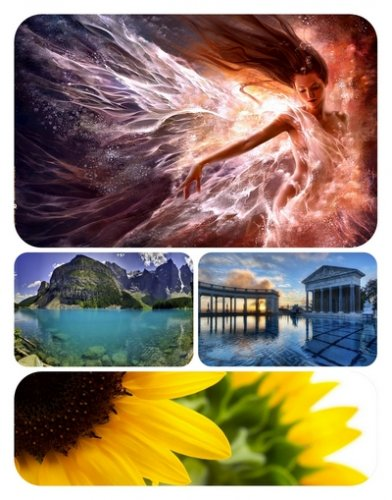 Beautiful Mixed Wallpapers Pack45