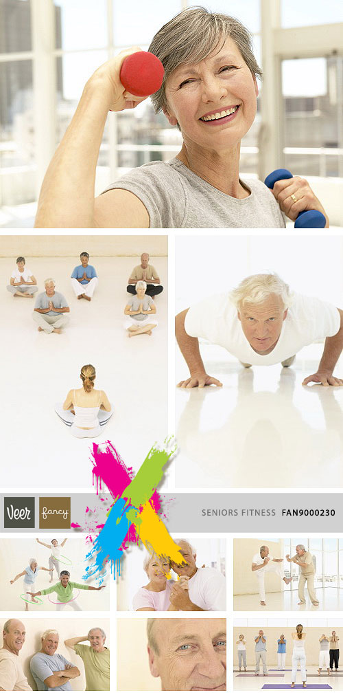 Veer Fancy FAN9000230 Seniors' Fitness