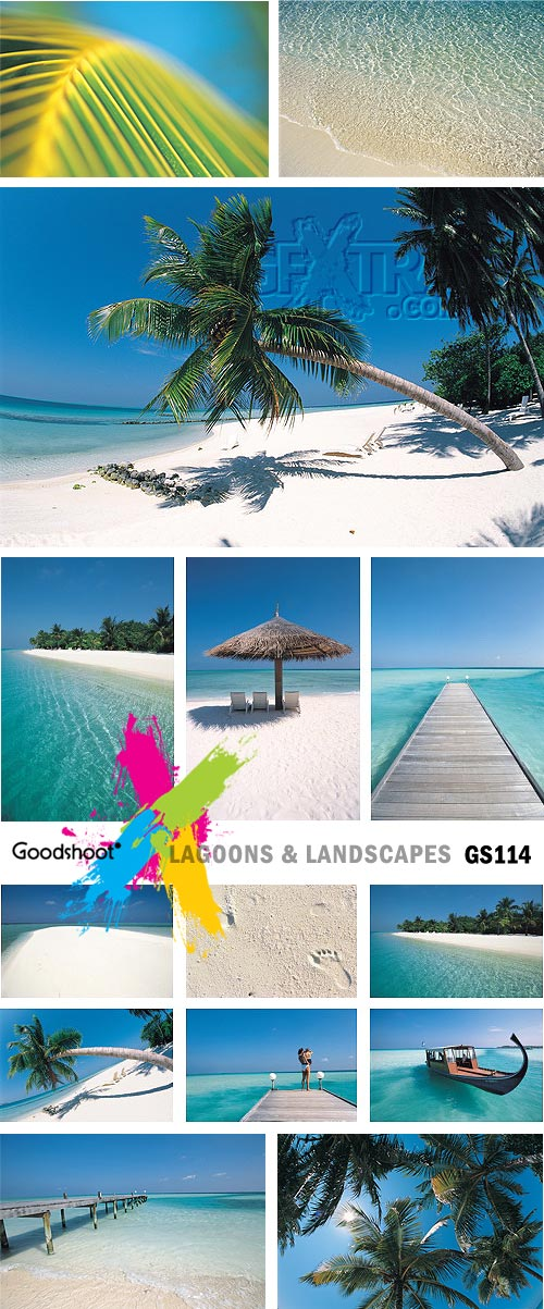 GoodShoot GS114 Lagoons & Landscapes