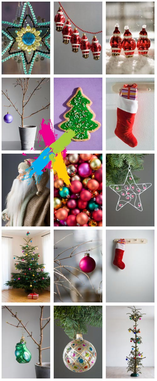 Image Source IE211 Christmas Decorations