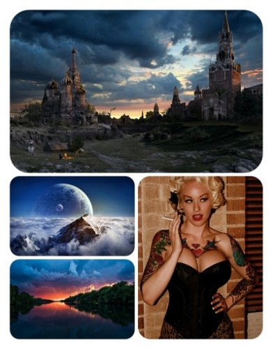 Beautiful Mixed Wallpapers Pack53