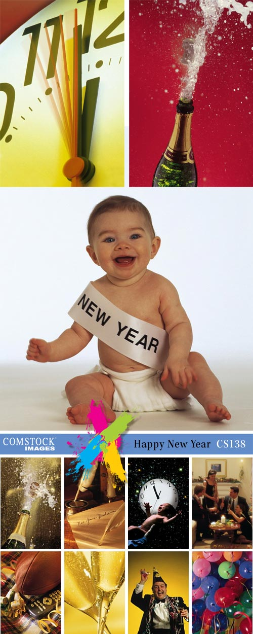 Comstock CS138 Happy New Year