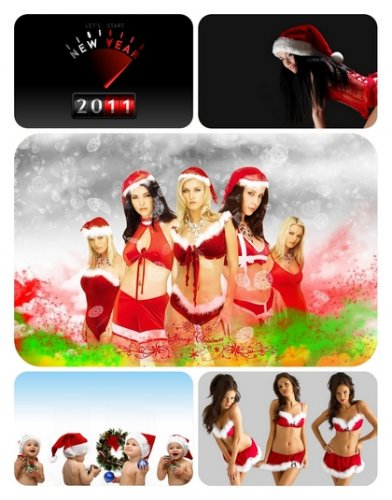 wallpapers of year 2011. Download New Year 2011 - Wallpapers Pack#4 Now