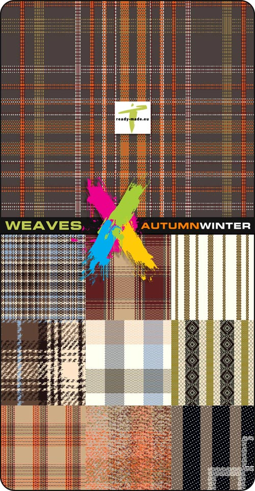 ReadyMade - Weaves A/W 220 Industrial Design