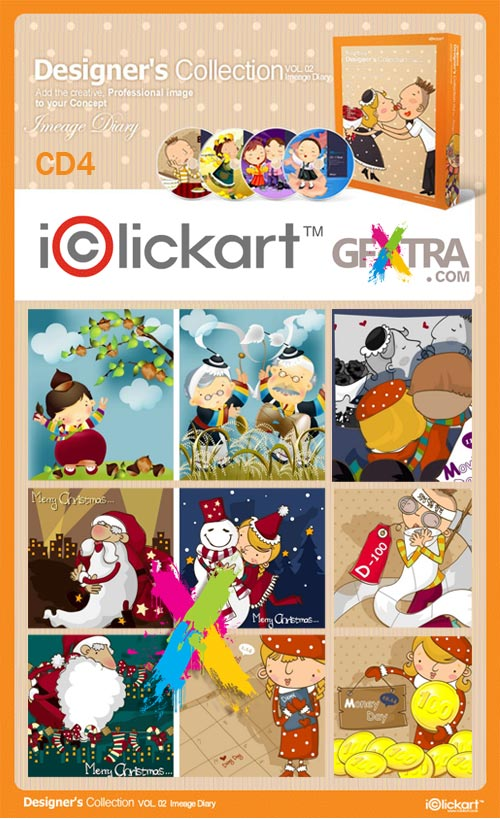 iClickart Designer's Collection Vol.2 - CD4 of 4