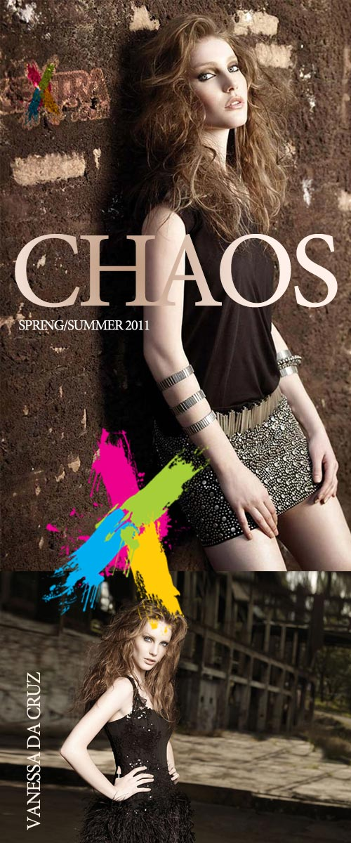 Chaos AD Campaign, Spring-Summer 2011