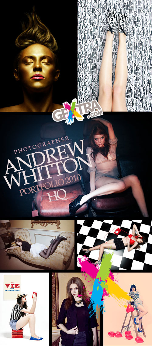 Andrew Whitton - Portfolio 2010