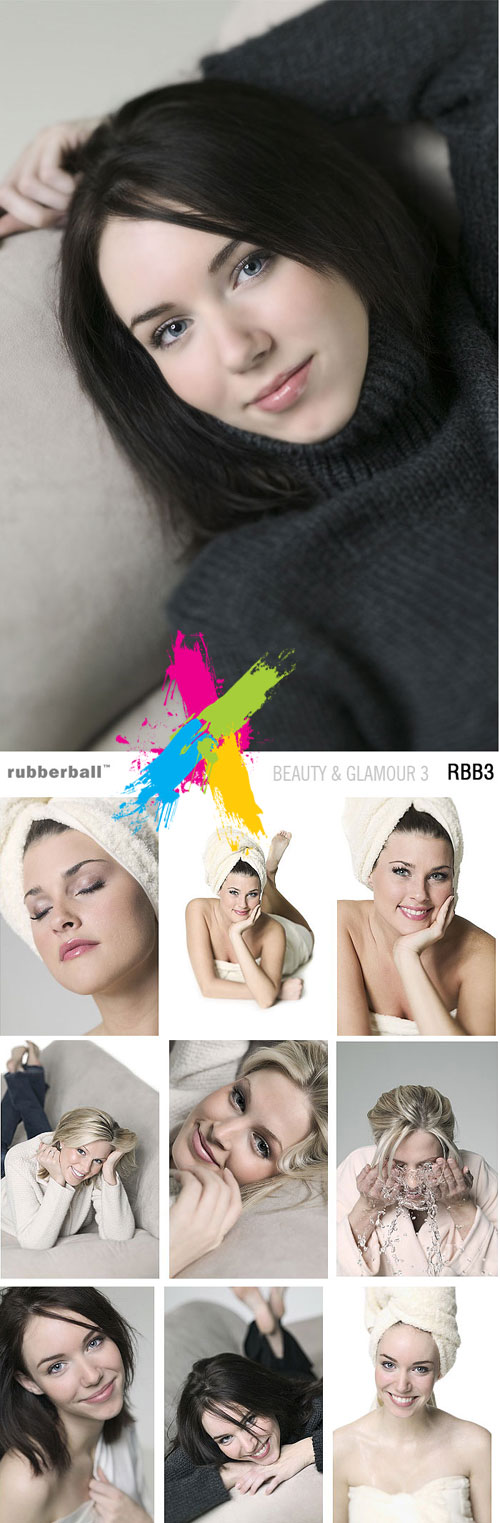 Rubberball RBB3 Beauty & Glamour 3