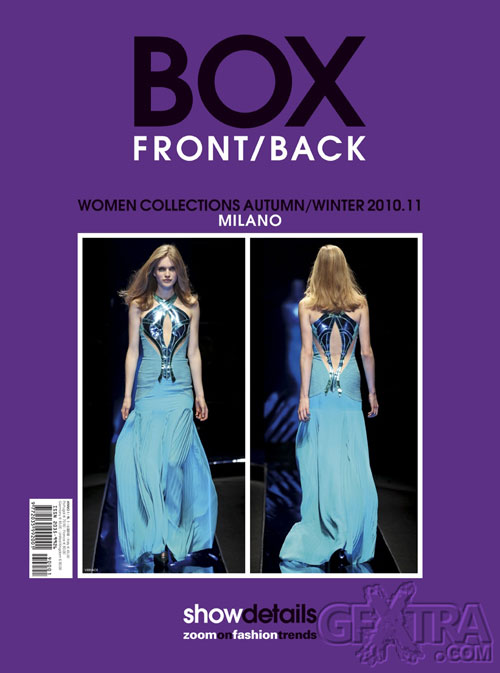 Box Front/Back 1-2010, Women AW 2011