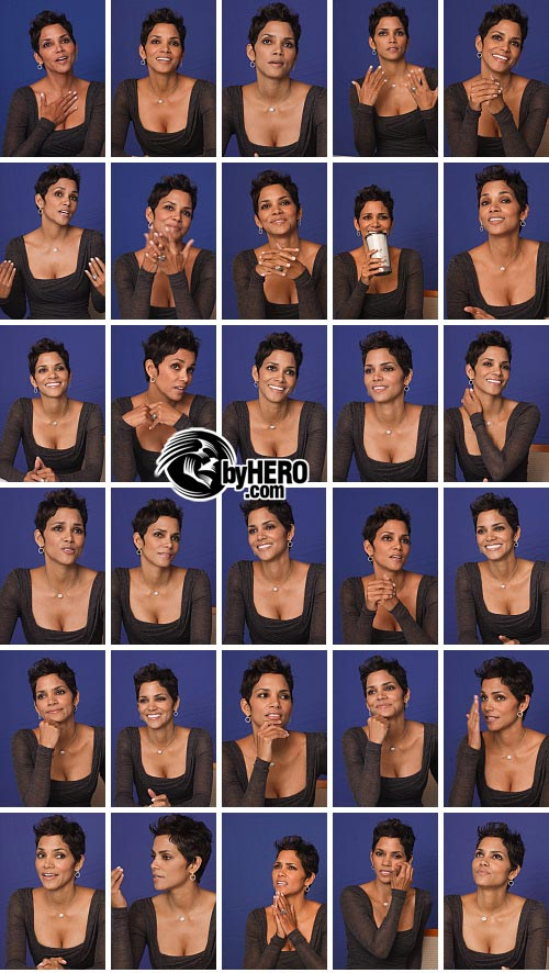 Halle Berry by Munawar Hosain 110 UHQ Shoots