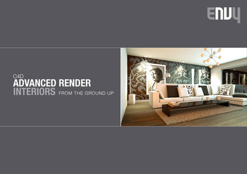 ENVY C4D Advanced Render Interiors - From the Ground Up