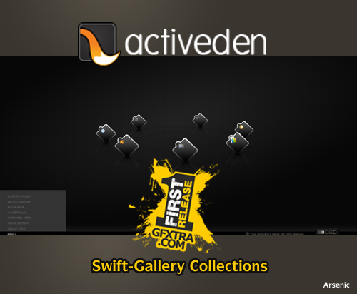 Swift-Gallery Collections - FULL - Activeden