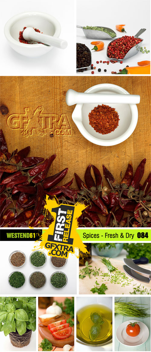 WestEnd61 Vol.084 Spices-Fresh & Dry