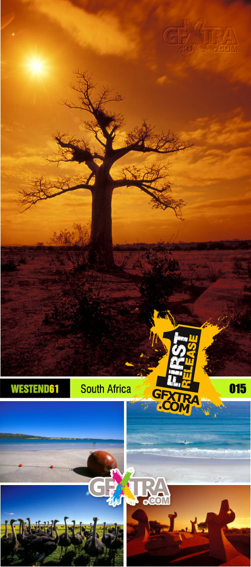 WestEnd61 Vol.015 South Africa